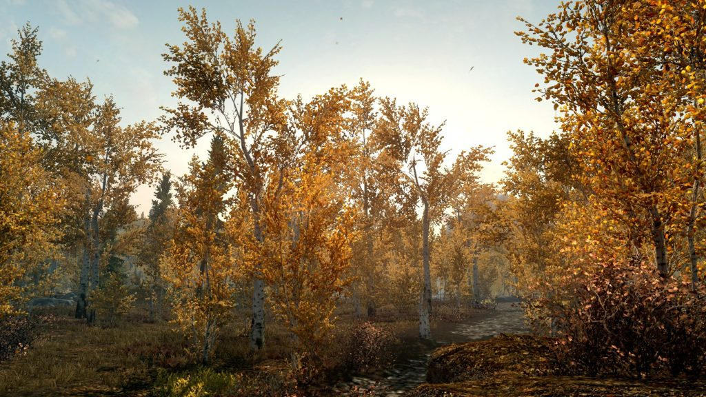 «Вечная осень» Рифта