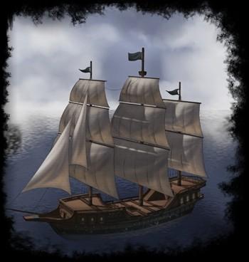 ESO ship